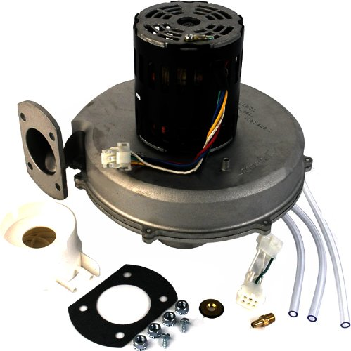 Pentair 77707-0255 Combustion Air Blower Replacement Kit Max-E-Therm 333 Pool and Spa Propane Gas Heater by Pentair
