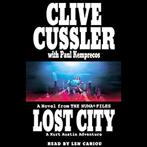Lost City Audiobook