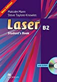 Pack Laser B2. Student's Book - New Edition (+ Cd-Rom) (Laser 3rd Edition B2)