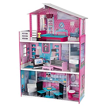 KidKraft Breanna Dollhouse for 18 Dolls (KDK-65882)