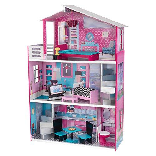 Bed Full Dollhouse - KidKraft 18