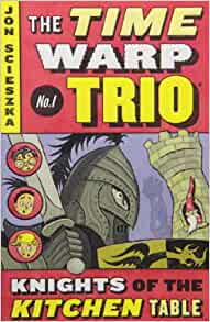 Time Warp Trio Knights Of The Kitchen Table