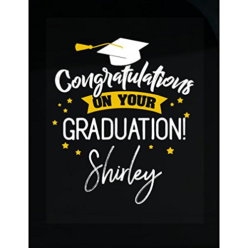 My Family Tee Personalized Graduation Gift Shirley Girl Women Name - Sticker - Shirley Ladies Tee