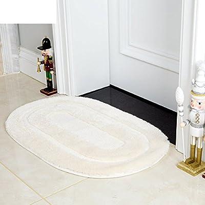 Homee colchones de fibra/Hall colchón a vapor no aspiración/colchón del Portello/estar Vestibule Doors Mats 40x60cm (16X24Inch) E