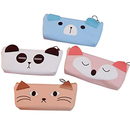 4c151b619a39 Amazon.com   Pencil Case Pouch Holder for Boys Girls
