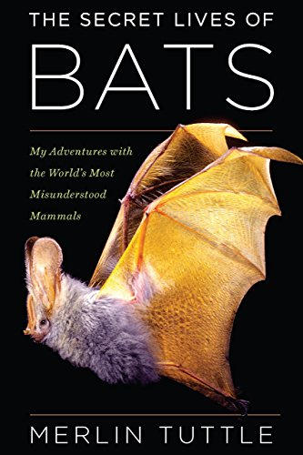 The Secret Lives of Bats: My Adventures with the World's Most Misunderstood Mammals