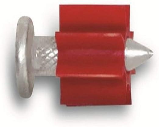 100 Per Box Powers Fastening Innovations 50016 Drive Pin 5//8-Inch Length 0.300 Head 0.145 Shank Diameter
