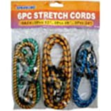 Bulk Buys Bungee Cords - Case of 72