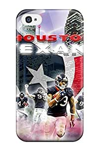 7663679K506021892 houston texansNFL Sports & Colleges newest For Apple Iphone 5/5S Case Cover
