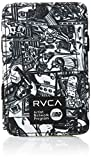 RVCA Men's ANP Magic Wallet, black/white, One Size