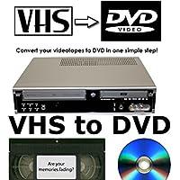 Daewoo Df-4150p lecteur/enregistreur de DVD et VHS magnétoscope Enregistreur Combinaison * transfert cassettes VHS au DVD