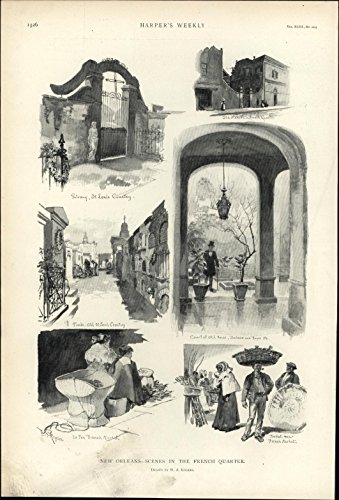 French Quarter Scene - 2