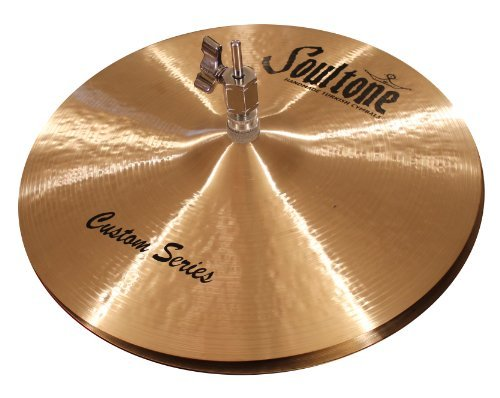Soultone Cymbals CST-HHT14-14 Custom Hi Hats Pair [並行輸入品]   B06XXCLJQY