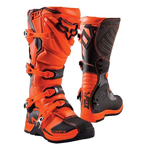Fox Racing 2019 Youth Comp 5 Boots (6) (ORANGE)