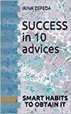 SUCCESS in 10 advices: IRINA ZEPEDA