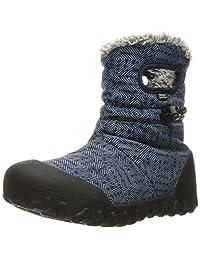 Bogs Kids' B-Moc Dash Puff Winter Snow Boot