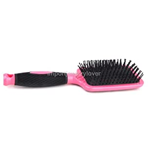 Pro Anti-Static Air Cushion Salon Massage Detangling Hair Brush Comb Tool