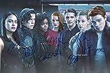 #3: Riverdale CW TV Show cast Reprint Signed Autographed 12x18
