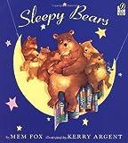 Sleepy Bears, Mem Fox, 0152165428