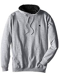 Champion - chamarra de lana con capucha, para hombres