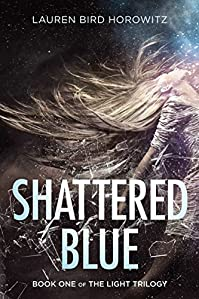 Shattered Blue by Lauren Bird Horowitz ebook deal