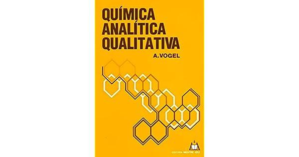 quimica analitica qualitativa vogel