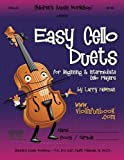 Easy Cello Duets, Larry Newman, 1493614886