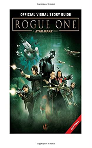 Star Wars Rogue One Coffee Table Book Jenna J Richardson