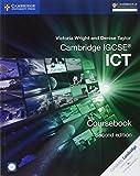 img - for Cambridge IGCSE  ICT Coursebook with CD-ROM (Cambridge International IGCSE) book / textbook / text book