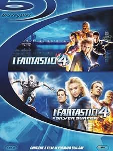 I Fantastici 4 / I Fantastici 4 E Silver Surfer (2 Blu-Ray) [Italia] [Blu-ray]