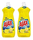 Best Dishwashing Liquids - Ajax Dishwashing Liquid, Super Degreaser, Lemon, 28 Ounce Review