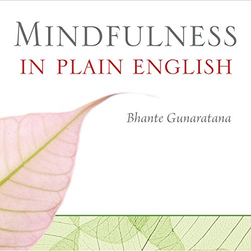 Mindfulness in Plain English cover