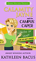 Calamity Jayne and the Campus Caper (Calamity Jayne #4) (Calamity Jayne Mysteries)