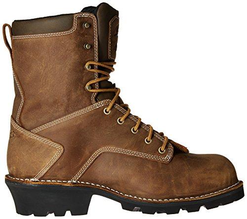 ... Danner Menns Logger 8 400g Nmt Arbeid Boot Brown