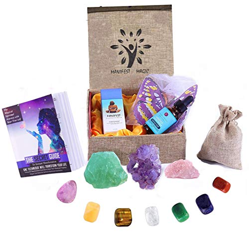 Luxury Healing Crystals Collection for...