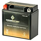 YB9-BS Sealed Maintenance Free Rechargeable Scooter Battery