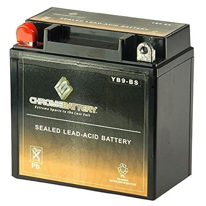 YB9-BS - Batería para cortacésped (sellada, sin ...
