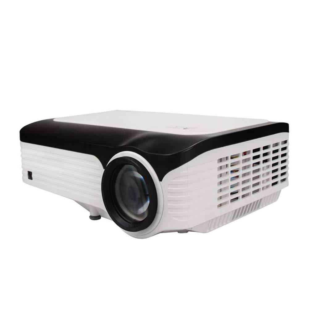 Tenflyer 家の映画館映画のためのビデオプロジェクター完全なHD 1080pの決断の人間の特徴をもつプロジェクター B07RPS7KLB