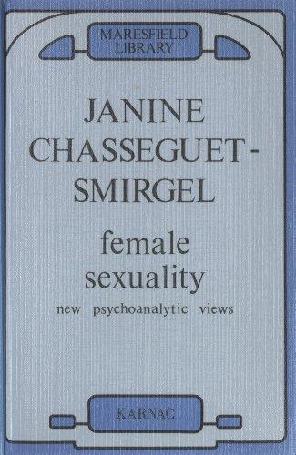 Female sexuality psychoanalysis