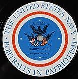 Portraits in Patriotism: Harry Parks Program No. 172 / Arlington National Cemetery Program No. 171 (Vinyl 45, 7 Inch)