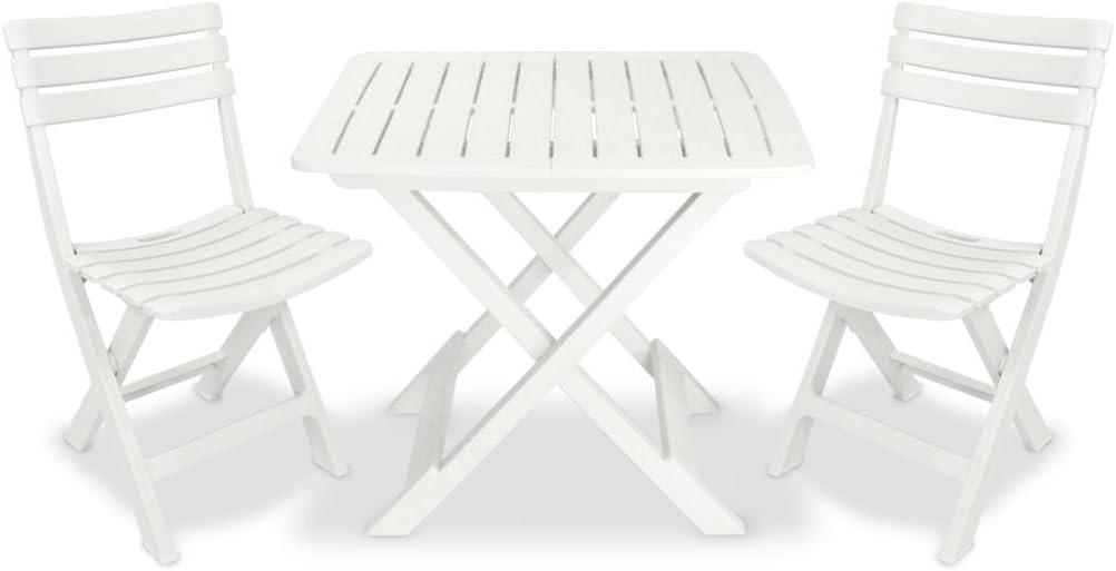 PRO GARDEN Progarden 4666 - Conjunto de Muebles de Patio