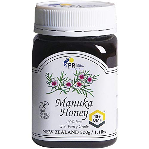 Pacific Resources International Mossops Manuka Honey UMF 15+ - 1.1 lb