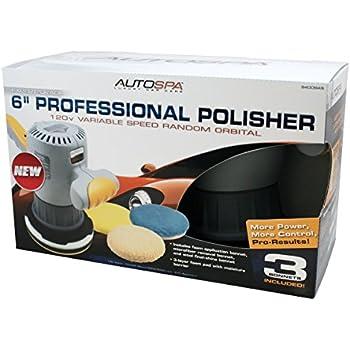Amazon Com Autospa 94009as Dual Action Professional Polisher Automotive
