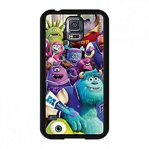 Durable Samsung Galaxy S5 Monsters University Phone Carrier,Transprant Samsung Galaxy S5 Funda for Back Funda
