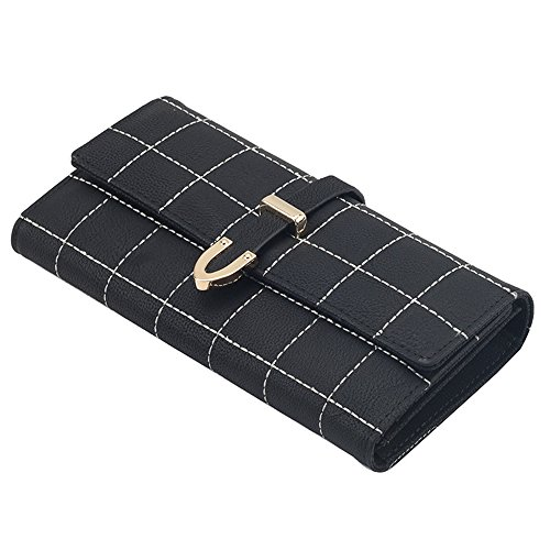 IFUNLE Womens Wallet Clutch Leather product image