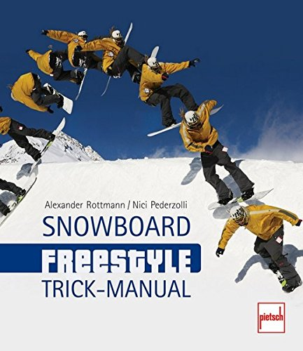 Snowboard Freestyle Trick-Manual