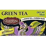 Celestial Seasonings Decaf Mint Green Tea, 20 Count