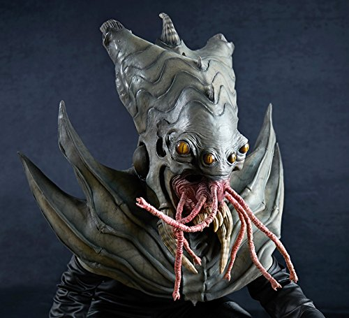The Nightmare Collection - Amphibious Alien Mask - One-Size