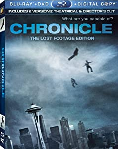 Cover Image for 'Chronicle (The Lost Footage Edition)'
