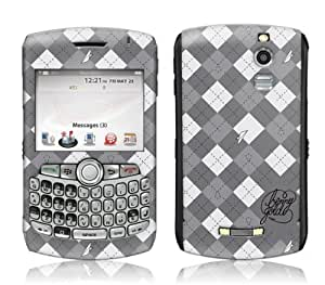 Zing Revolution MS-BG10032 BlackBerry Curve- 8330- Benny Gold- Argyle Skin